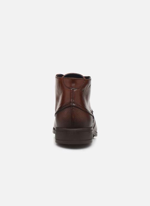 Bottines et boots Fluchos Beta 0681 Marron vue droite