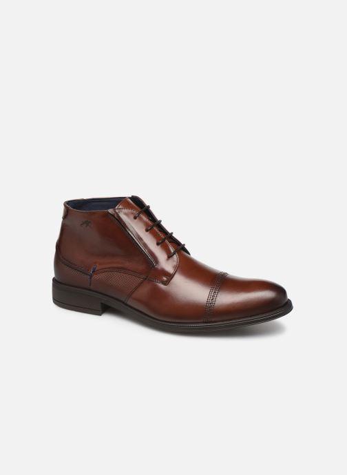 Bottines et boots Fluchos Beta 0681 Marron vue détail/paire