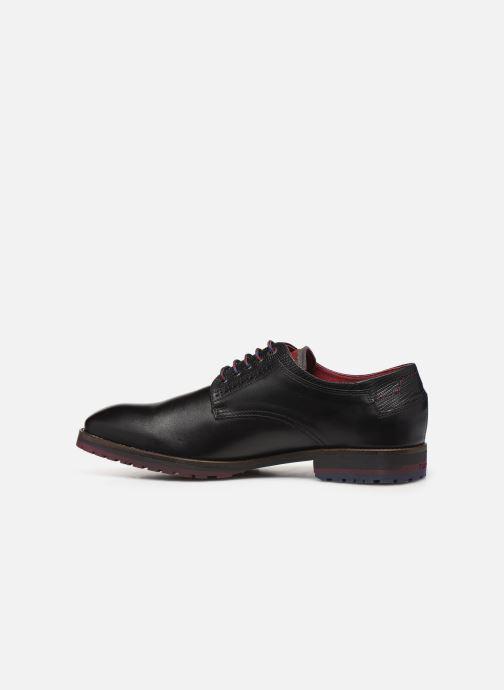 Zapatos con cordones Fluchos Ciclope 0273 Negro vista de frente