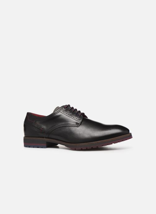 Zapatos con cordones Fluchos Ciclope 0273 Negro vistra trasera