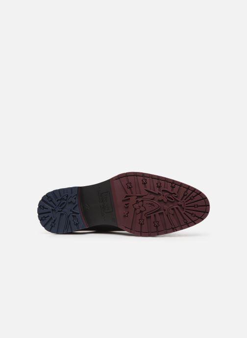 Zapatos con cordones Fluchos Ciclope 0273 Negro vista de arriba