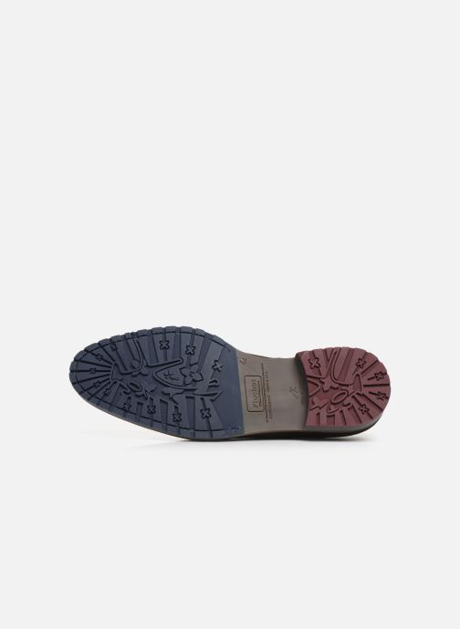 Zapatos con cordones Fluchos Ciclope 0273 Marrón vista de arriba