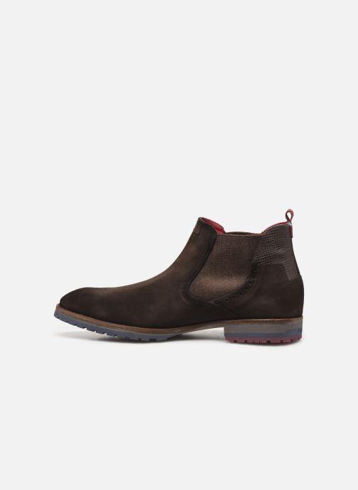 Bottines et boots Fluchos Ciclope 0278 Marron vue face