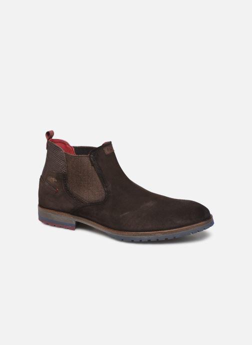 Bottines et boots Fluchos Ciclope 0278 Marron vue détail/paire