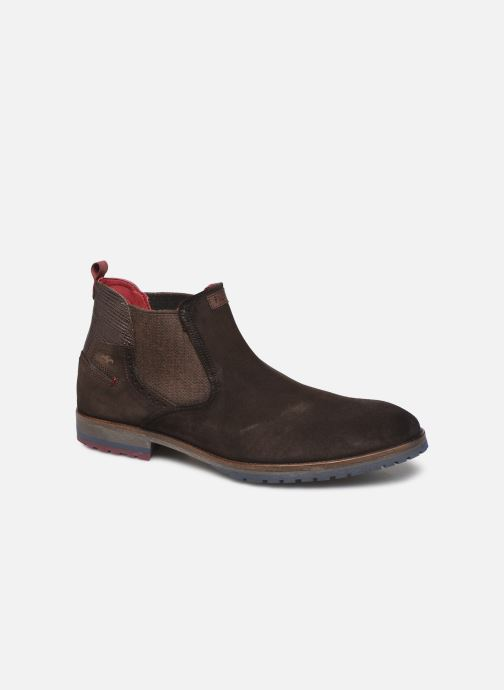 Stiefeletten & Boots Fluchos Ciclope 0278 braun detaillierte ansicht/modell