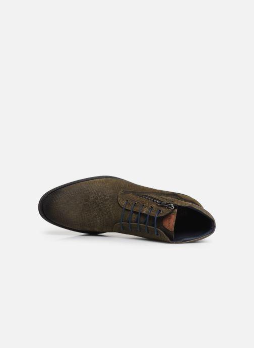 Bottines et boots Fluchos Gamma 0652 Vert vue gauche