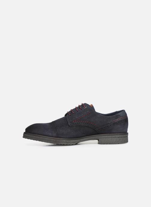 Chaussures à lacets Fluchos Gamma 0654 Bleu vue face