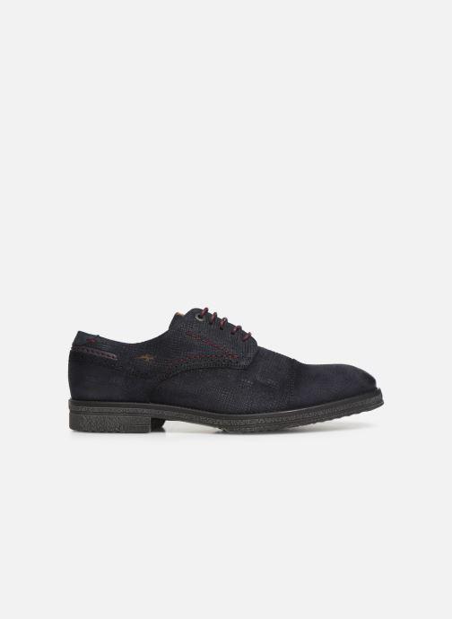 Chaussures à lacets Fluchos Gamma 0654 Bleu vue derrière