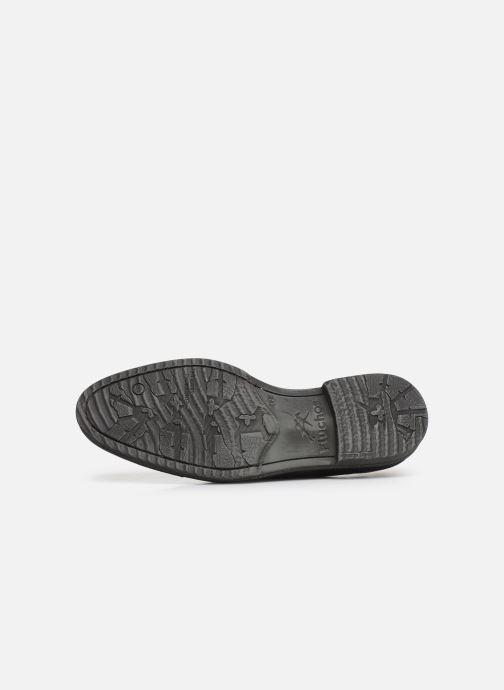 Chaussures à lacets Fluchos Gamma 0654 Bleu vue haut
