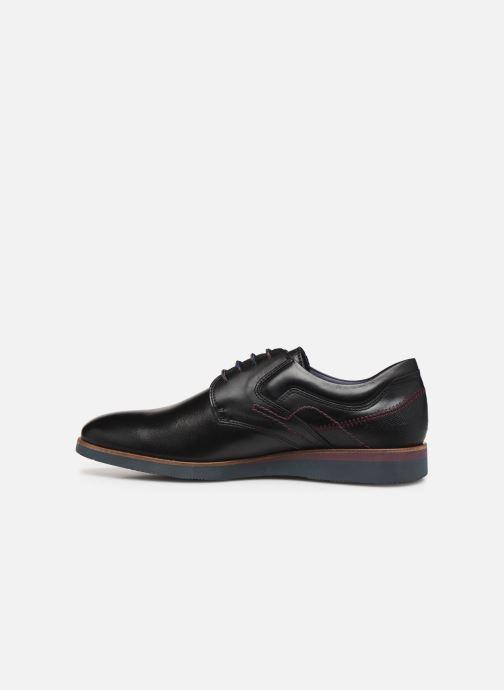 Chaussures à lacets Fluchos Ranger 0663 Noir vue face