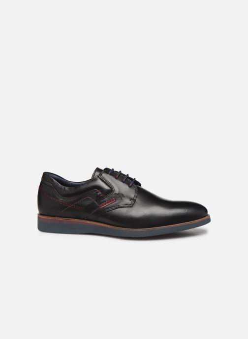 Chaussures à lacets Fluchos Ranger 0663 Noir vue derrière