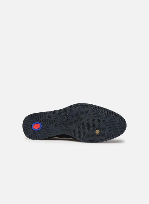 Chaussures à lacets Fluchos Ranger 0663 Noir vue haut