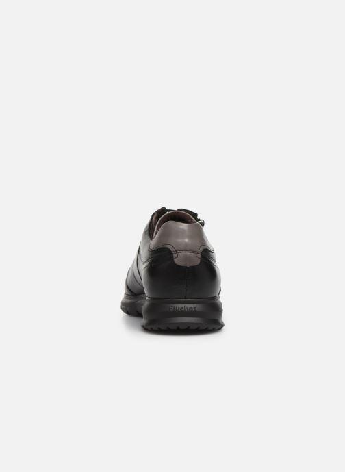 Sneakers Fluchos Zeta 0606 Nero immagine destra