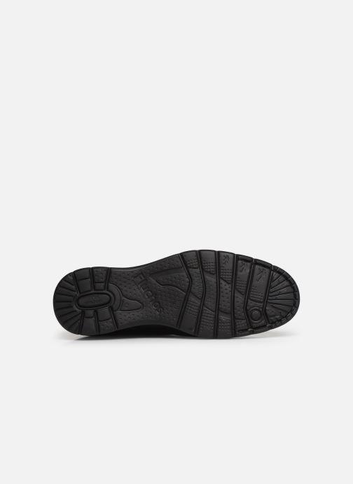 Sneakers Fluchos Zeta 0606 Nero immagine dall'alto