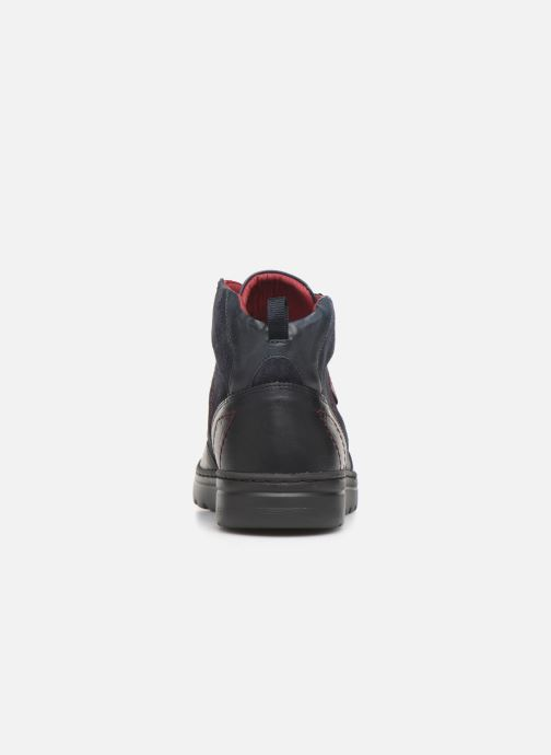 Sneakers Fluchos Atlas 0293 Blå Se fra højre