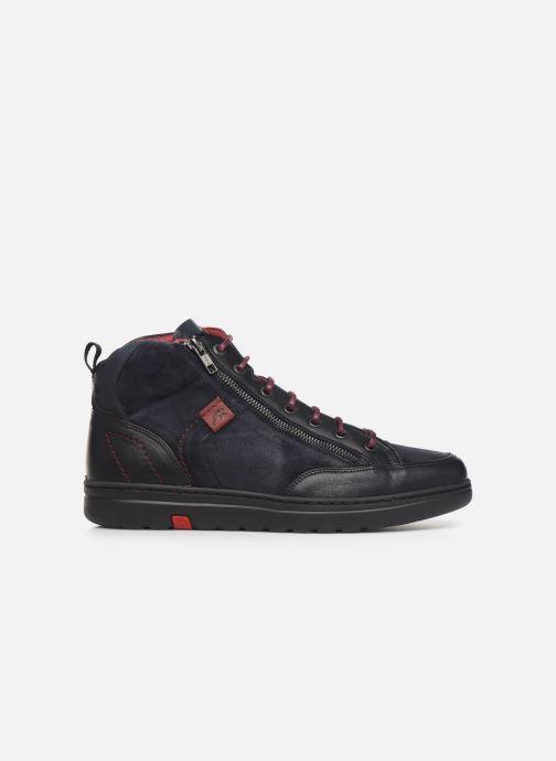 Sneakers Fluchos Atlas 0293 Blå se bagfra