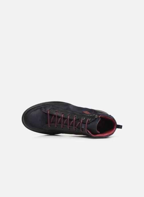 Sneakers Fluchos Atlas 0293 Blå se fra venstre