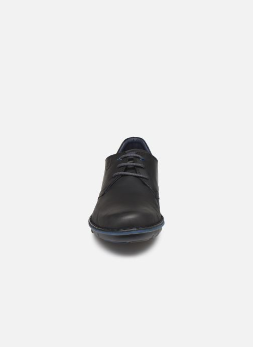 Trainers Fluchos Alfa 0700 Black model view