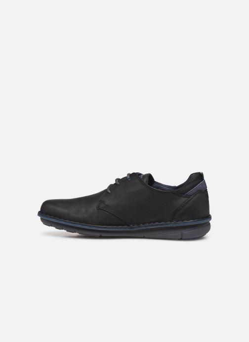 Sneakers Fluchos Alfa 0700 Sort se forfra
