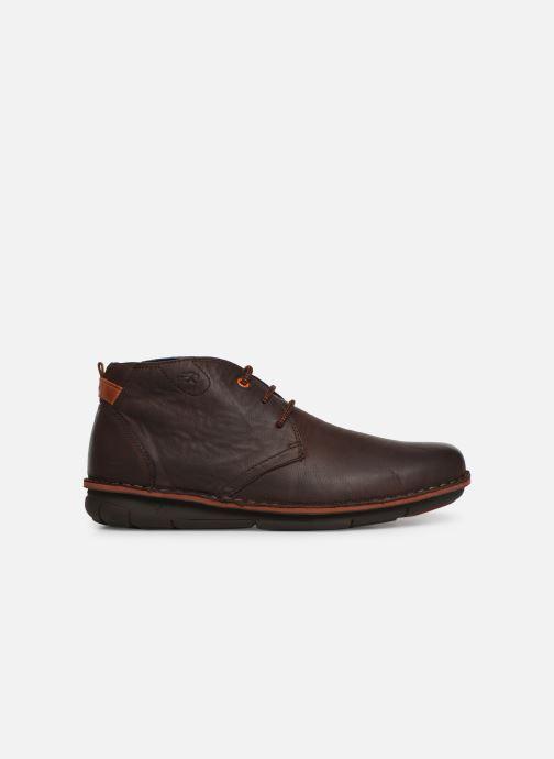 Stiefeletten & Boots Fluchos Alfa 0701 braun ansicht von hinten