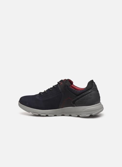 Sneakers Fluchos Delta 0668 Blå se forfra
