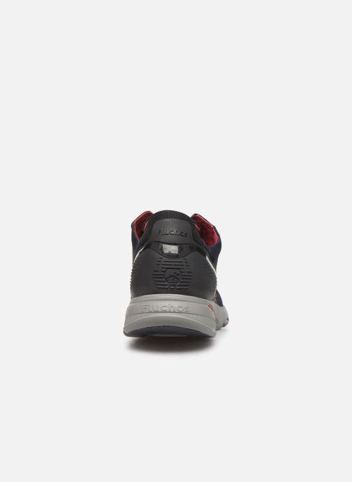 Sneakers Fluchos Delta 0668 Azzurro immagine destra