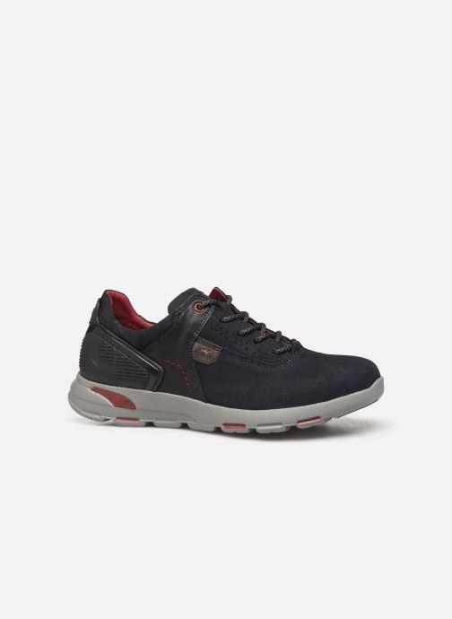 Sneakers Fluchos Delta 0668 Blå se bagfra