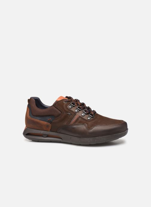 Trainers Fluchos Cypher 0659 Brown back view