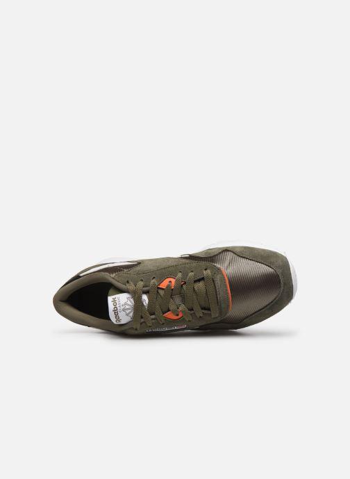 Sneakers Reebok Cl Nylon Mu Groen links