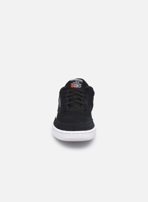 Baskets Reebok CLUB C REVENGE MU Noir vue portées chaussures