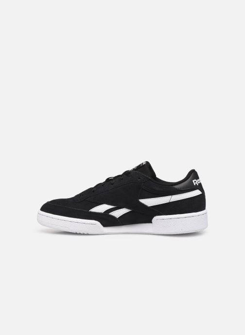Baskets Reebok CLUB C REVENGE MU Noir vue face