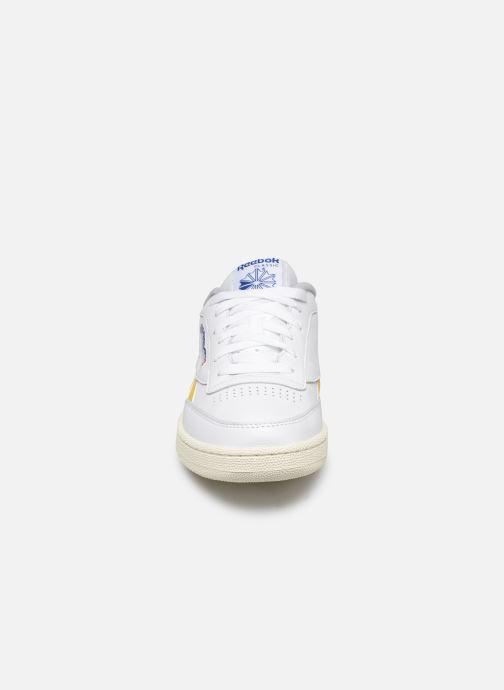 Sneakers Reebok CLUB C REVENGE MU Hvid se skoene på