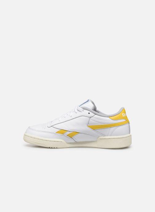 Sneakers Reebok CLUB C REVENGE MU Hvid se forfra