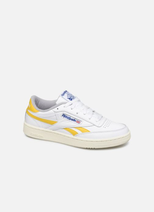 Sneakers Reebok CLUB C REVENGE MU Hvid detaljeret billede af skoene