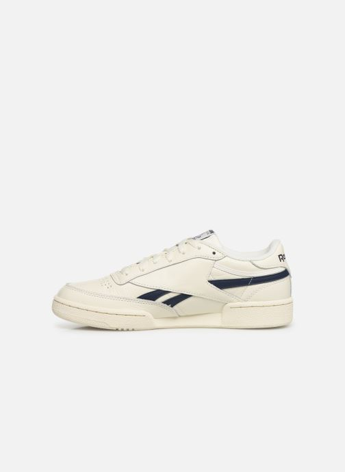 Baskets Reebok CLUB C REVENGE MU Blanc vue face