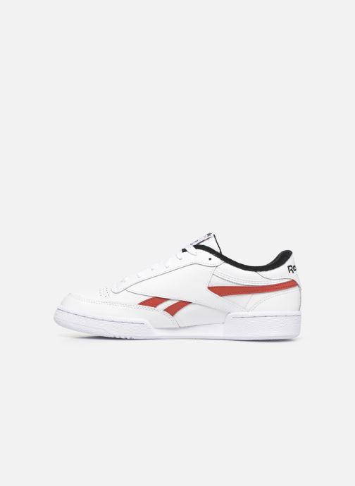 Sneakers Reebok CLUB C REVENGE MU Bianco immagine frontale