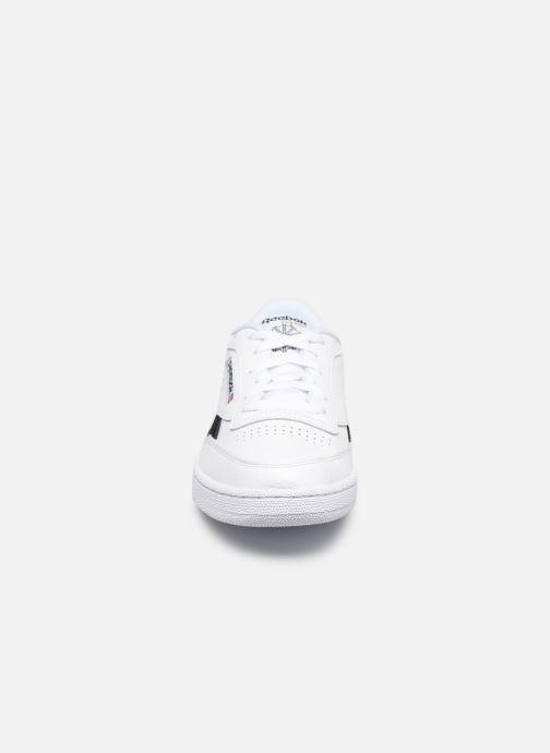 Sneaker Reebok CLUB C REVENGE MU weiß schuhe getragen