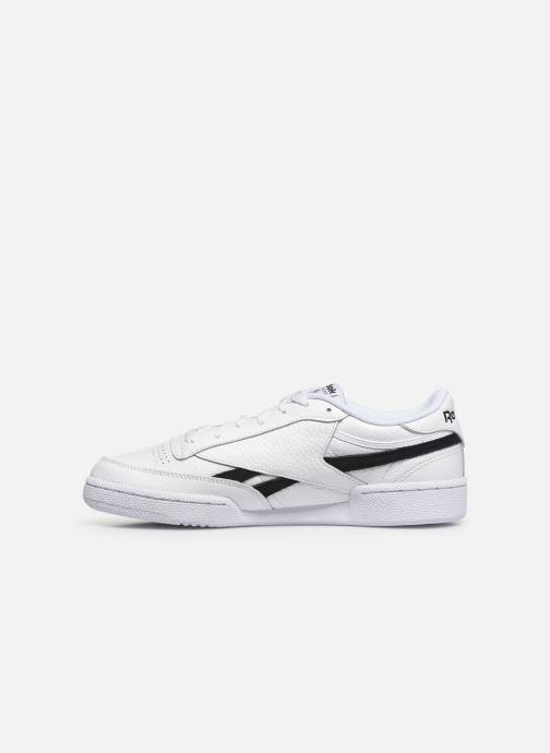 Sneaker Reebok CLUB C REVENGE MU weiß ansicht von vorne