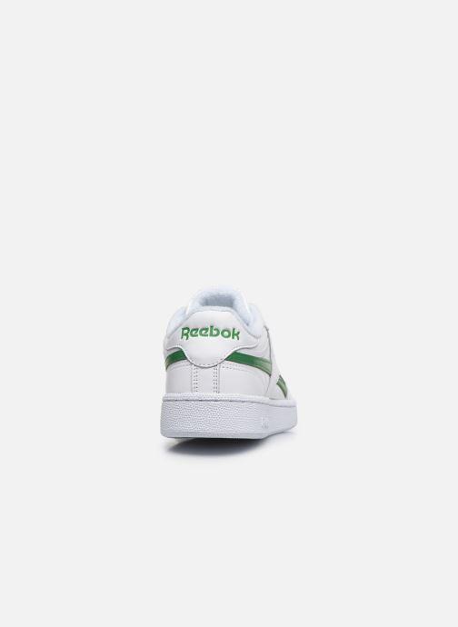 Sneakers Reebok CLUB C REVENGE MU Bianco immagine destra