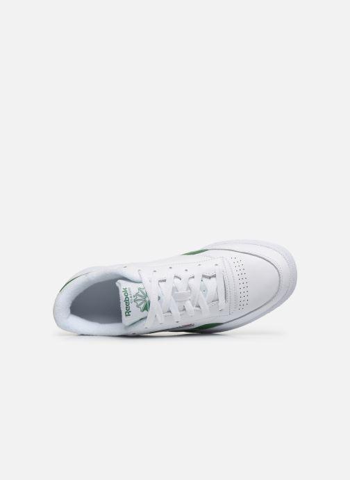 Sneakers Reebok CLUB C REVENGE MU Bianco immagine sinistra