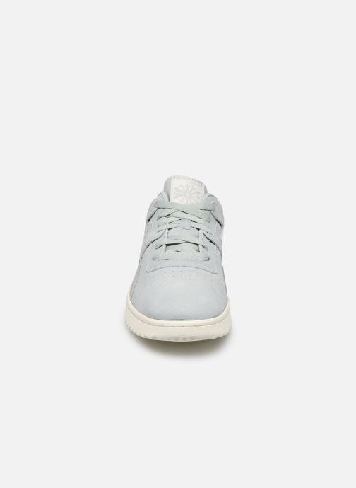 Sneakers Reebok Workout Clean Ripple Mu Blauw model