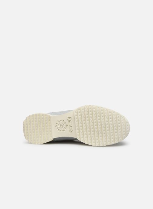 Sneakers Reebok Workout Clean Ripple Mu Blauw boven