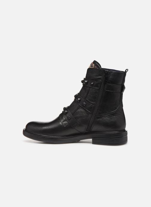 Boots en enkellaarsjes Dorking Matrix 7899 Zwart voorkant