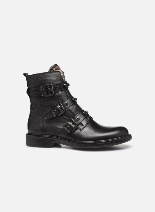 Boots en enkellaarsjes Dorking Matrix 7899 Zwart achterkant