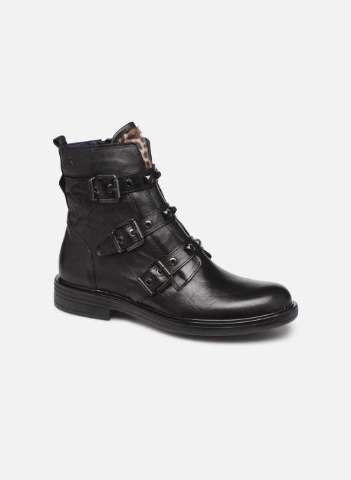 Boots en enkellaarsjes Dorking Matrix 7899 Zwart detail