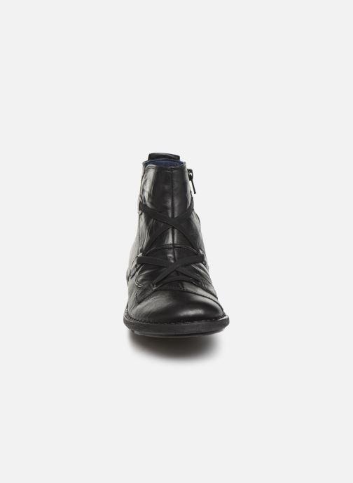 Bottines et boots Dorking Medina 8010 Noir vue portées chaussures