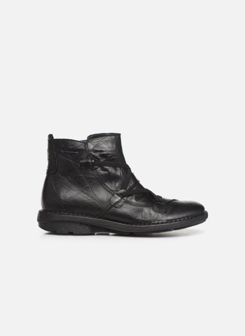 Bottines et boots Dorking Medina 8010 Noir vue derrière