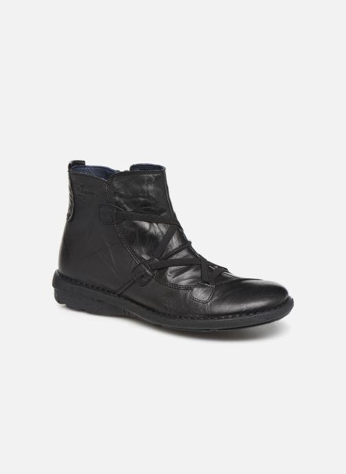 Bottines et boots Dorking Medina 8010 Noir vue détail/paire