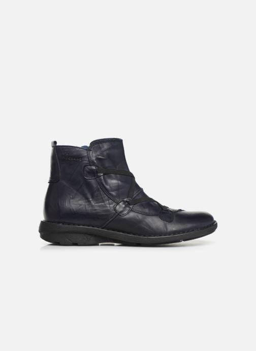 Bottines et boots Dorking Medina 8010 Bleu vue derrière