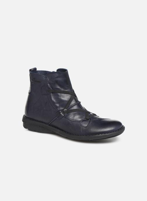 Bottines et boots Dorking Medina 8010 Bleu vue détail/paire